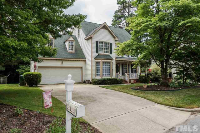 225 Custer Trail, Cary, NC 27513 (#2201140) :: The Perry Group