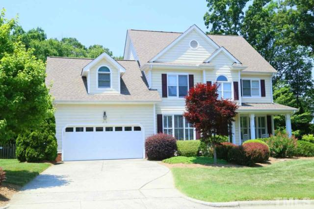 313 Rossburn Way, Chapel Hill, NC 27516 (#2201162) :: The Perry Group