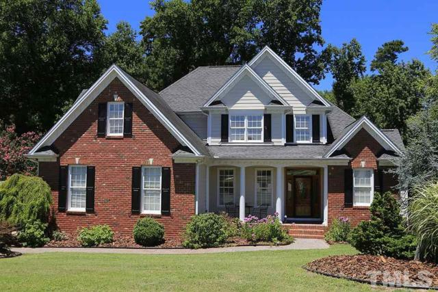 6617 Cross Meadow Court, Fuquay Varina, NC 27526 (#2201200) :: The Perry Group