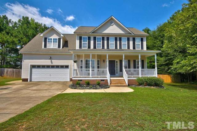 166 Bee Lane, Clayton, NC 27520 (#2201201) :: The Perry Group