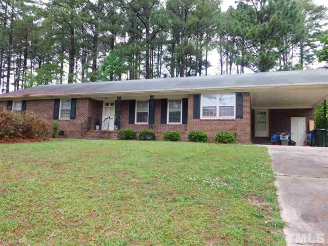 1100 NW Rollingwood Drive, Wilson, NC 27896 (#2201220) :: The Perry Group