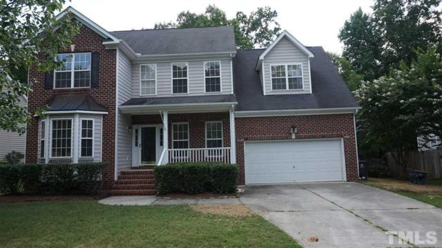4022 Winecott Drive, Apex, NC 27502 (#2201229) :: The Perry Group