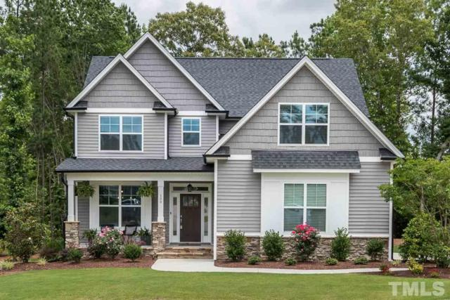 100 Carriden Drive, Youngsville, NC 27596 (#2201234) :: The Perry Group