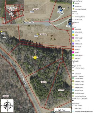 0 Lot 6 Spoon Lane, Liberty, NC 27298 (#2201236) :: M&J Realty Group
