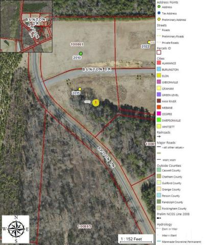 0 Lot 7 Spoon Lane, Liberty, NC 27298 (#2201245) :: M&J Realty Group
