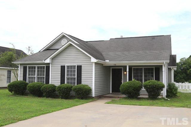 1116 Rosebud Drive, Rocky Mount, NC 27804 (#2201248) :: The Perry Group