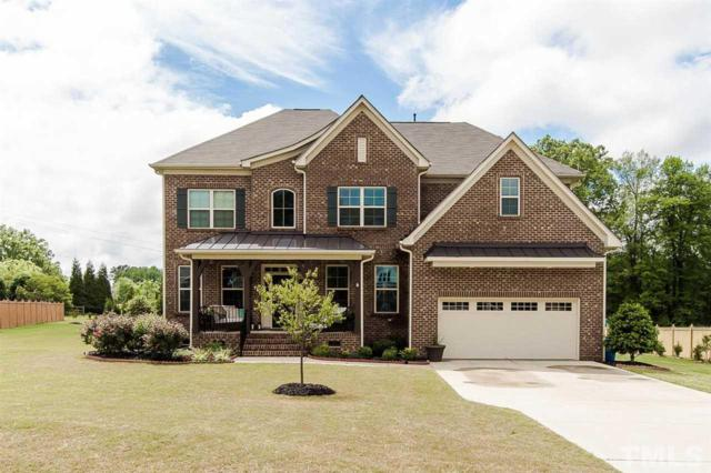 5428 Downton Grove Court, Fuquay Varina, NC 27526 (#2201250) :: The Abshure Realty Group