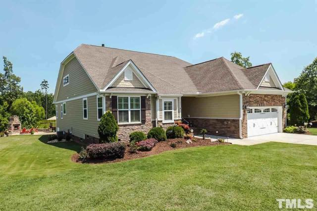 337 Silver Bluff Street, Holly Springs, NC 27540 (#2201255) :: The Perry Group