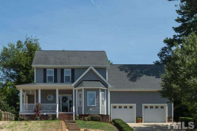 625 Moultonboro Avenue, Wake Forest, NC 27587 (#2201328) :: The Perry Group