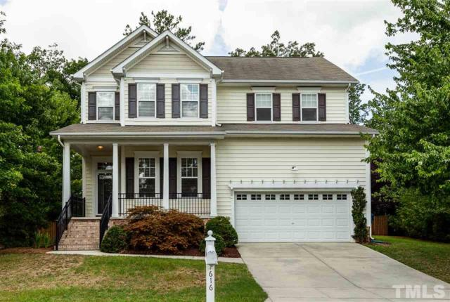 616 Goldflower Drive, Durham, NC 27713 (#2201388) :: The Perry Group