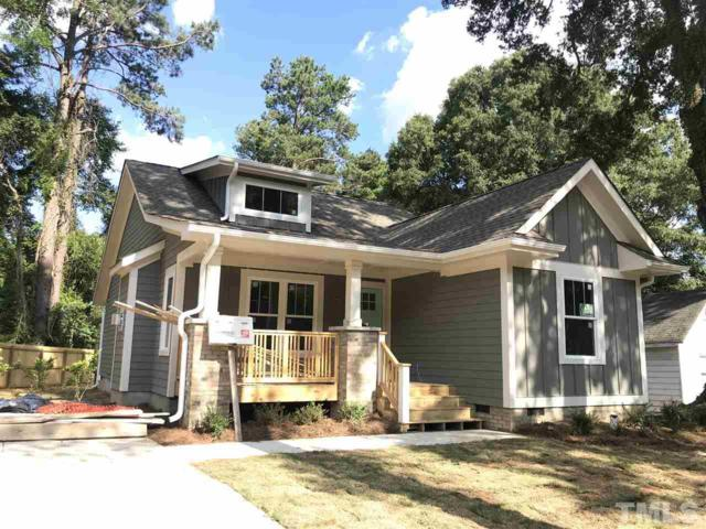 2209 Charles Street, Durham, NC 27707 (#2201393) :: The Abshure Realty Group