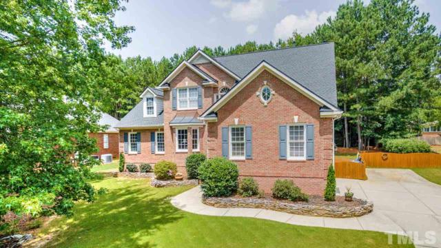 5912 Brushy Meadows Drive, Fuquay Varina, NC 27526 (#2201406) :: The Abshure Realty Group