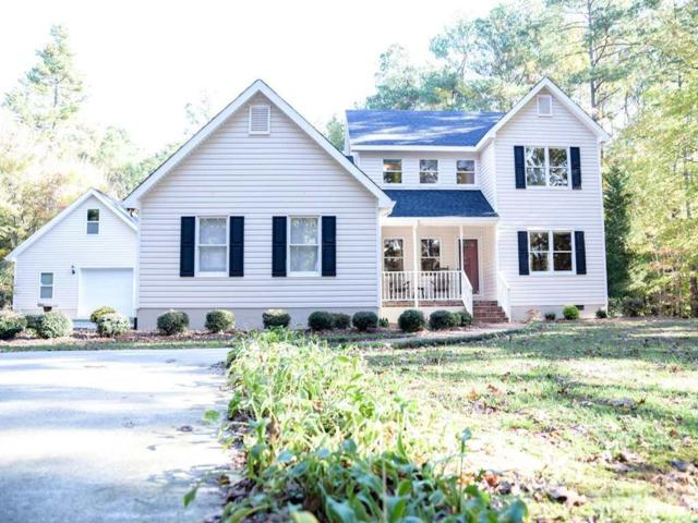 345 Doe Run Drive, Sanford, NC 27330 (#2201412) :: The Perry Group