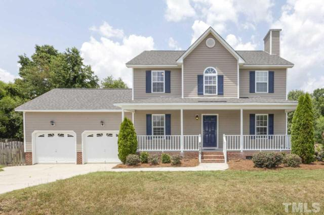 8925 Deep Well Drive, Willow Spring(s), NC 27592 (#2201419) :: The Perry Group