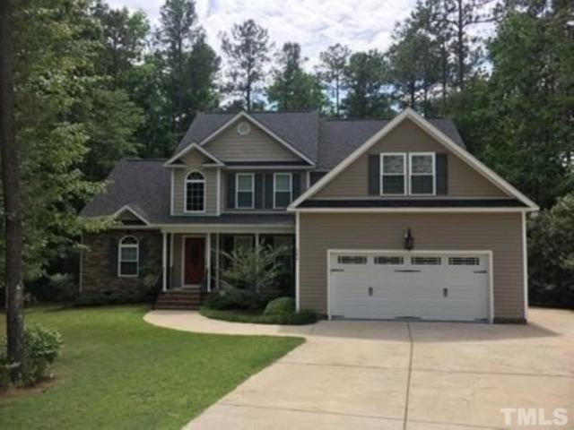 286 Sandpiper Drive, Sanford, NC 27332 (#2201460) :: M&J Realty Group