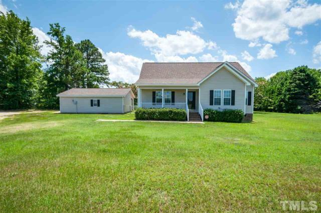 2599 Pilot Riley Road, Zebulon, NC 27597 (#2201463) :: The Perry Group