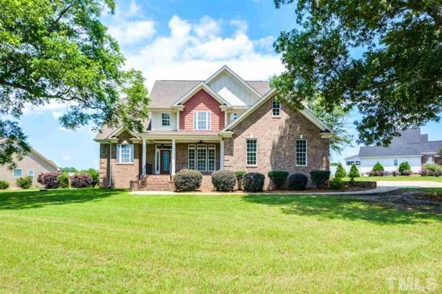 1401 Weslyn Springs Way, Fuquay Varina, NC 27526 (#2201480) :: The Perry Group
