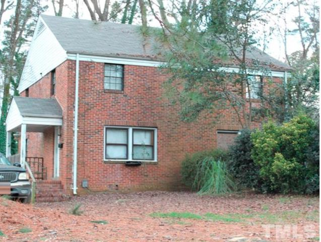 205 & 207 Colleton Road, Raleigh, NC 27610 (#2201481) :: The Perry Group
