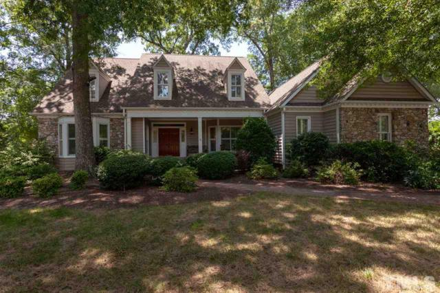 1126 Burning Tree Drive, Chapel Hill, NC 27517 (#2201483) :: Better Homes & Gardens | Go Realty
