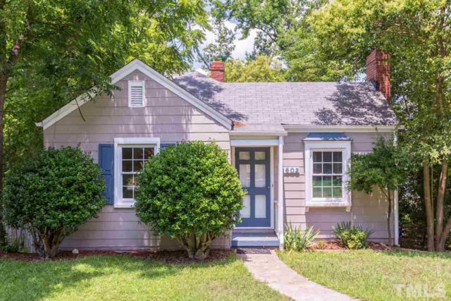 2602 Wayland Drive, Raleigh, NC 27608 (#2201524) :: The Perry Group