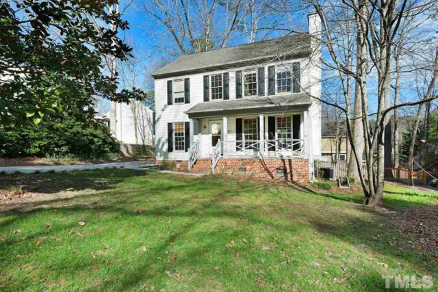 4007 Blakeford Drive, Durham, NC 27713 (#2201528) :: The Perry Group