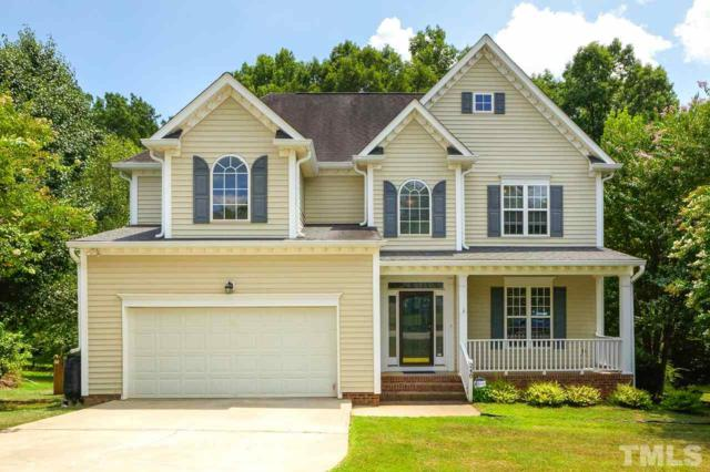 248 Sarazen Drive, Clayton, NC 27527 (#2201575) :: The Perry Group
