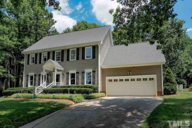 309 Piperwood Drive, Cary, NC 27518 (#2201592) :: The Perry Group