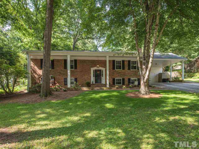 4109 Weaver Drive, Raleigh, NC 27612 (#2201602) :: The Perry Group