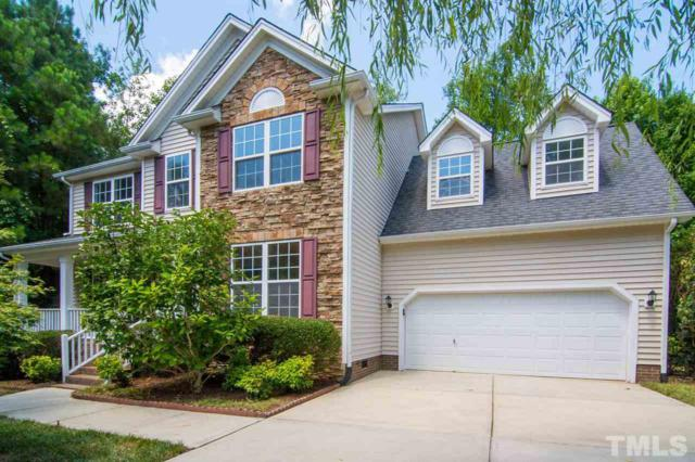 115 Worsham Drive, Chapel Hill, NC 27516 (#2201658) :: Raleigh Cary Realty