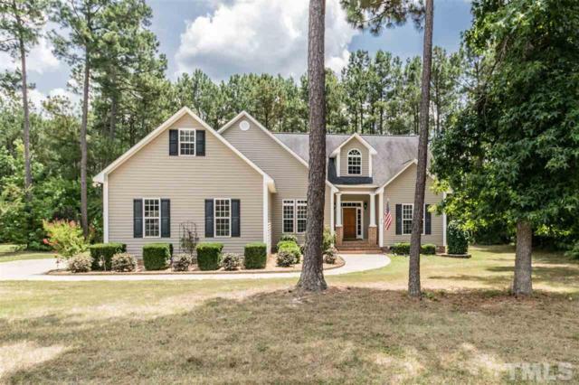 426 Albemarle Drive, Clayton, NC 27527 (#2201687) :: The Abshure Realty Group
