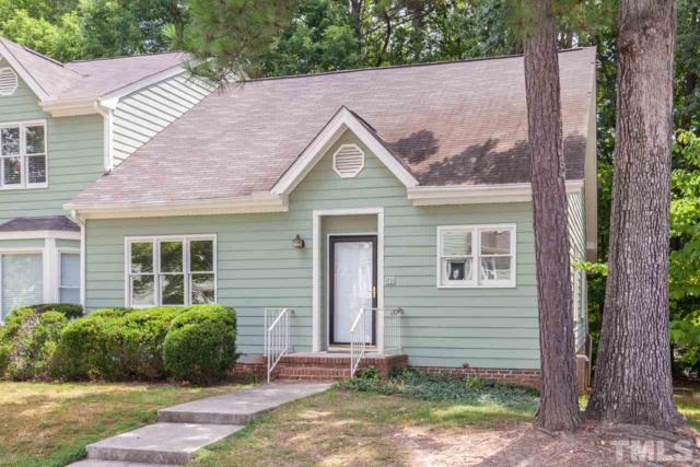 541 Oak Run Drive, Raleigh, NC 27606 (#2201708) :: The Perry Group