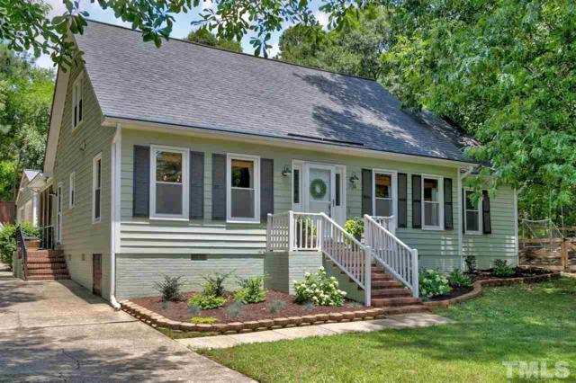704 Valerie Drive, Raleigh, NC 27606 (#2201762) :: The Perry Group