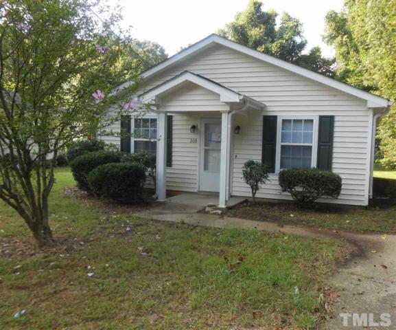 260 Harper Road, Hillsborough, NC 27278 (#2201784) :: The Perry Group