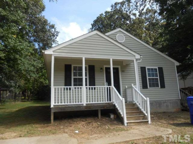 181 Lawndale Avenue, Hillsborough, NC 27278 (#2201787) :: The Perry Group