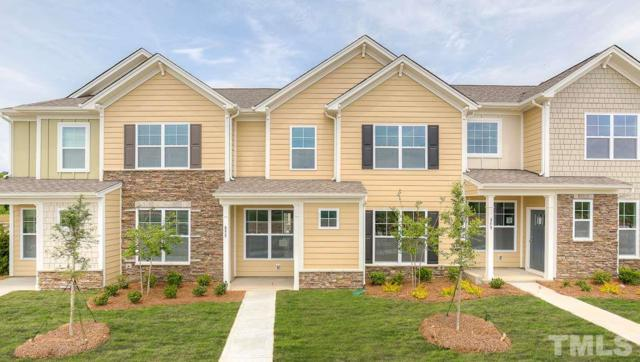 1225 Treetop Meadow Lane #25, Wake Forest, NC 27587 (#2201814) :: The Perry Group