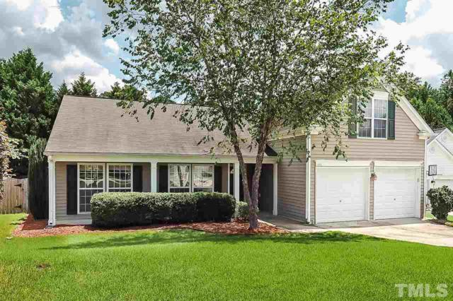 102 Saddle River Road, Apex, NC 27502 (#2201837) :: The Perry Group
