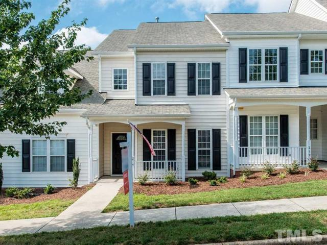 214 Sugar Maple Avenue, Wake Forest, NC 27587 (#2201845) :: The Perry Group