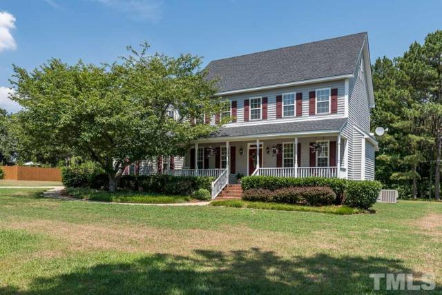 3201 Gold Dust Lane, Willow Spring(s), NC 27592 (#2201885) :: The Perry Group