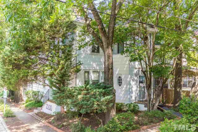 2200 Hope Street, Raleigh, NC 27607 (#2201897) :: The Jim Allen Group