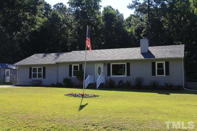 12604 Oneal Road, Wake Forest, NC 27587 (#2201906) :: Marti Hampton Team - Re/Max One Realty