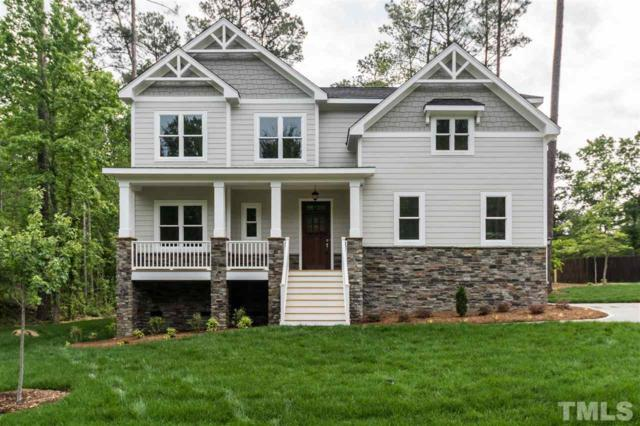 1603 Griffith Gate Court, Apex, NC 27502 (#2201942) :: The Perry Group
