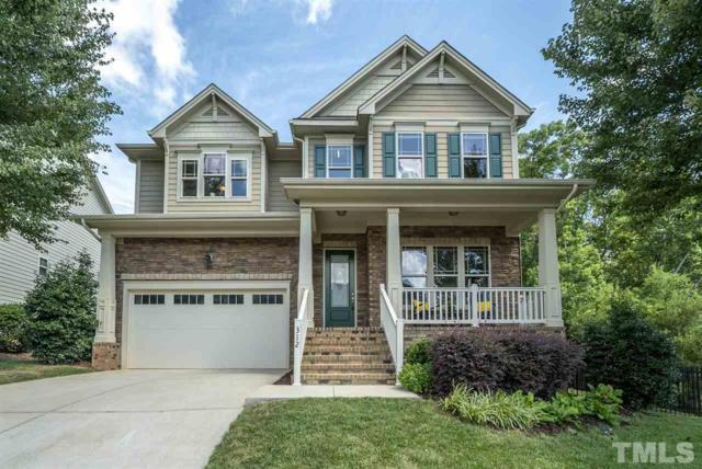 312 Briarfield Drive, Apex, NC 27502 (#2201946) :: The Perry Group