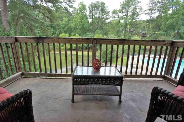618 Pine Ridge Place #618, Raleigh, NC 27609 (#2201954) :: The Perry Group