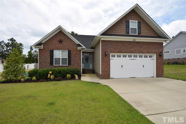 266 Timberline Drive, Sanford, NC 27332 (#2201968) :: The Perry Group