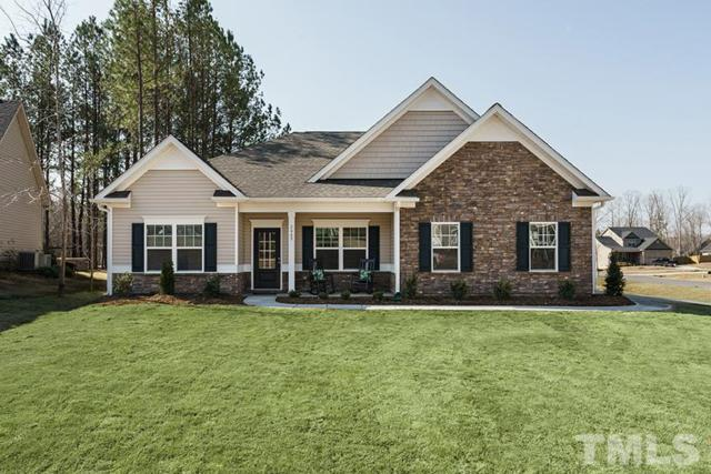 399 Highland Rhodes Drive, Clayton, NC 27520 (#2201972) :: The Jim Allen Group