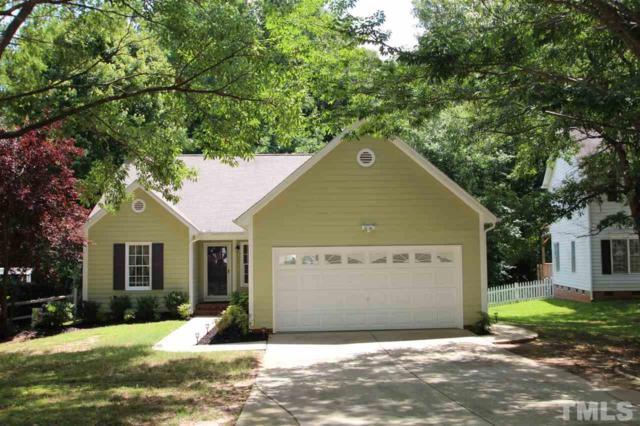1424 Cane Creek Drive, Garner, NC 27529 (#2201992) :: The Perry Group