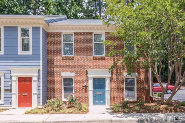 256-21 W Millbrook Road, Raleigh, NC 27609 (#2201997) :: The Perry Group