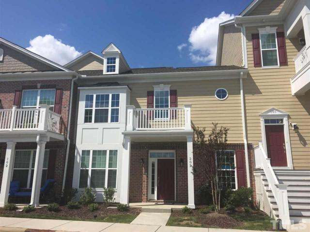 10529 Sablewood Drive #202, Raleigh, NC 27617 (#2202009) :: The Perry Group