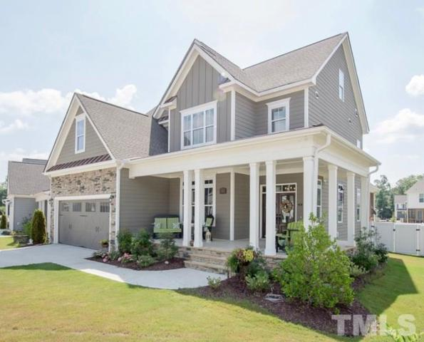 121 Virginia Creek Drive, Holly Springs, NC 27540 (#2202014) :: The Perry Group