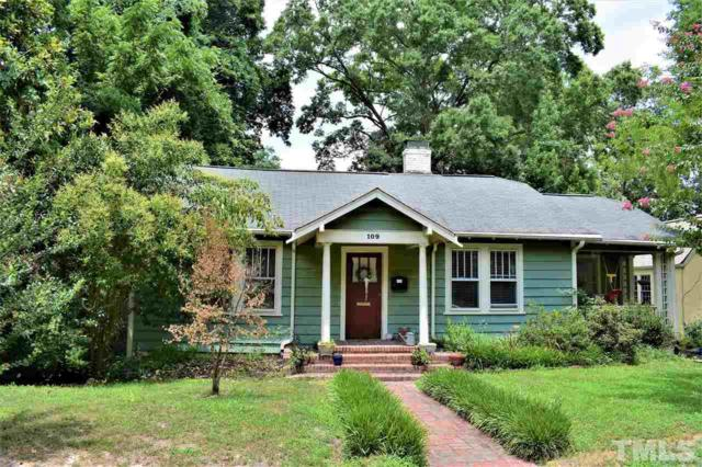 109 Forestwood Drive, Durham, NC 27707 (#2202029) :: The Perry Group